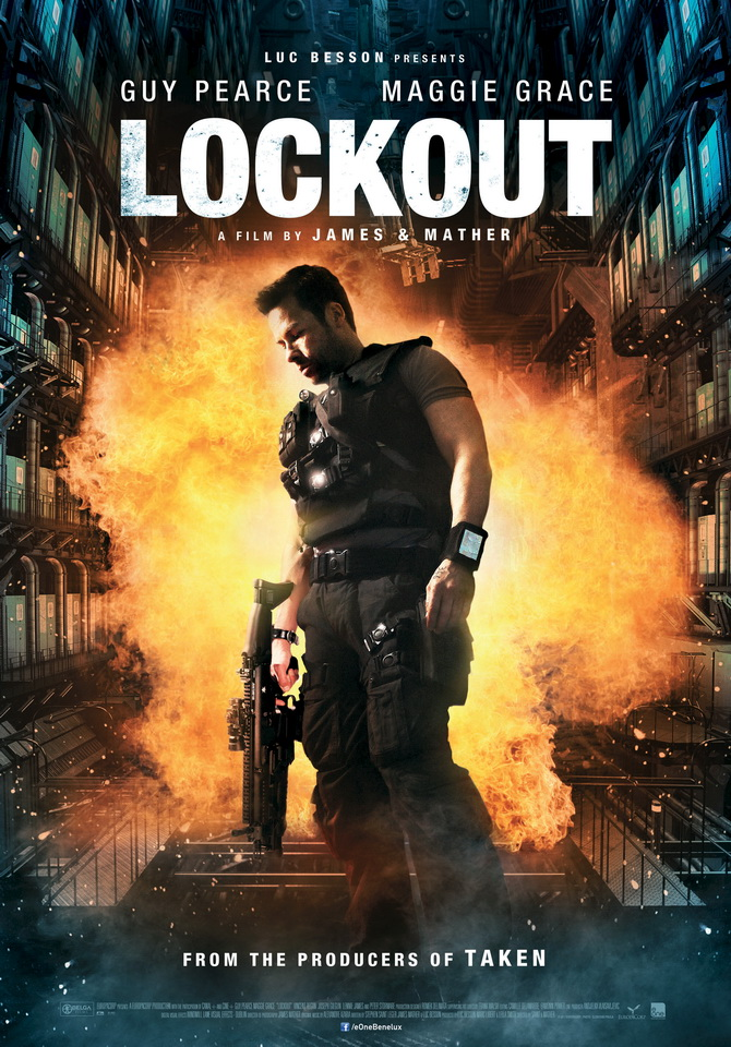 Lokautas 2012 filmas